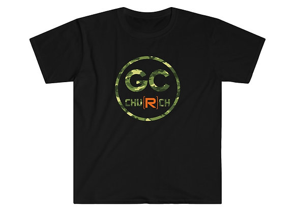 GC Church Camo Softstyle T-Shirt