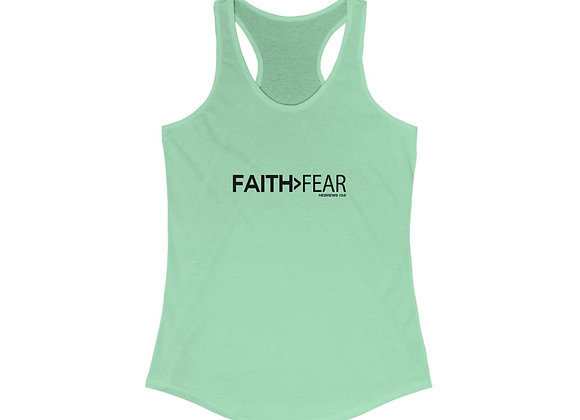Faith > Fear