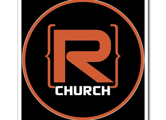 R-Church Magnet