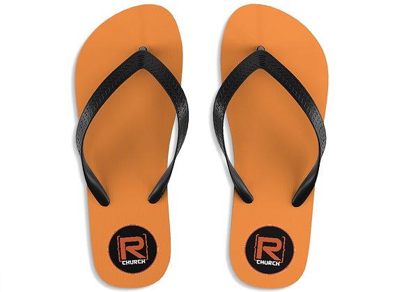 R-Church Flip Flops
