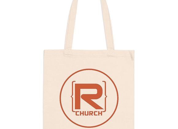 R-Church Reusable Tote Bag