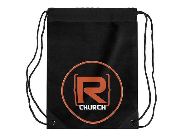 R-Church Drawstring Bag