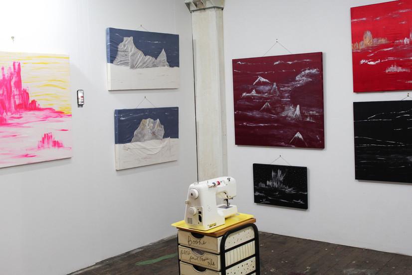 Ali Ha Open Studios 2018