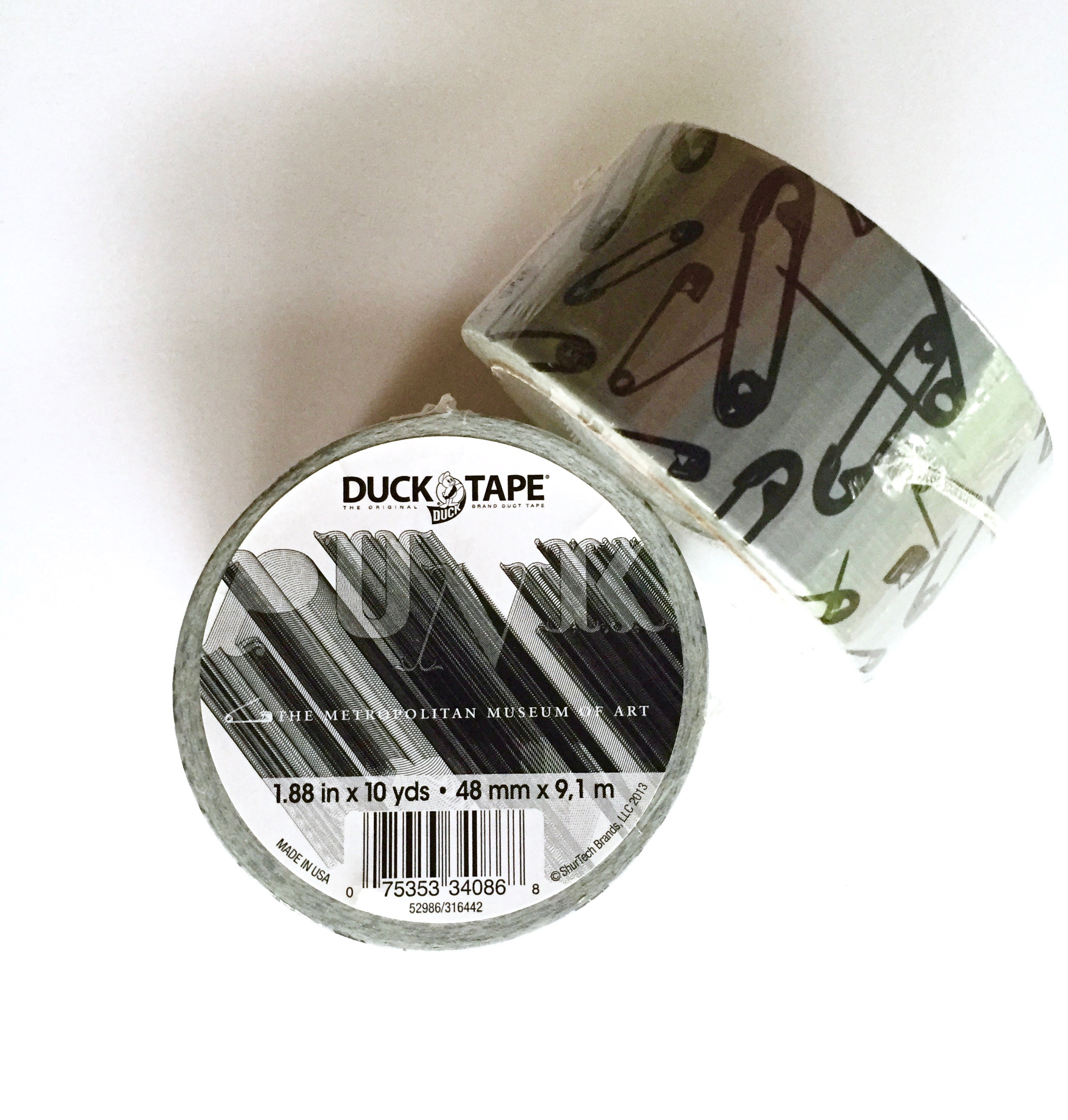 """Punk"" Duck Tape"