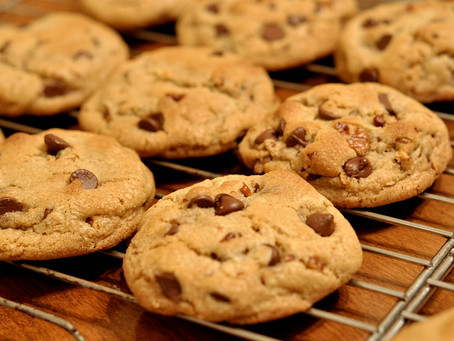 Chocolate Chip Cookie - History
