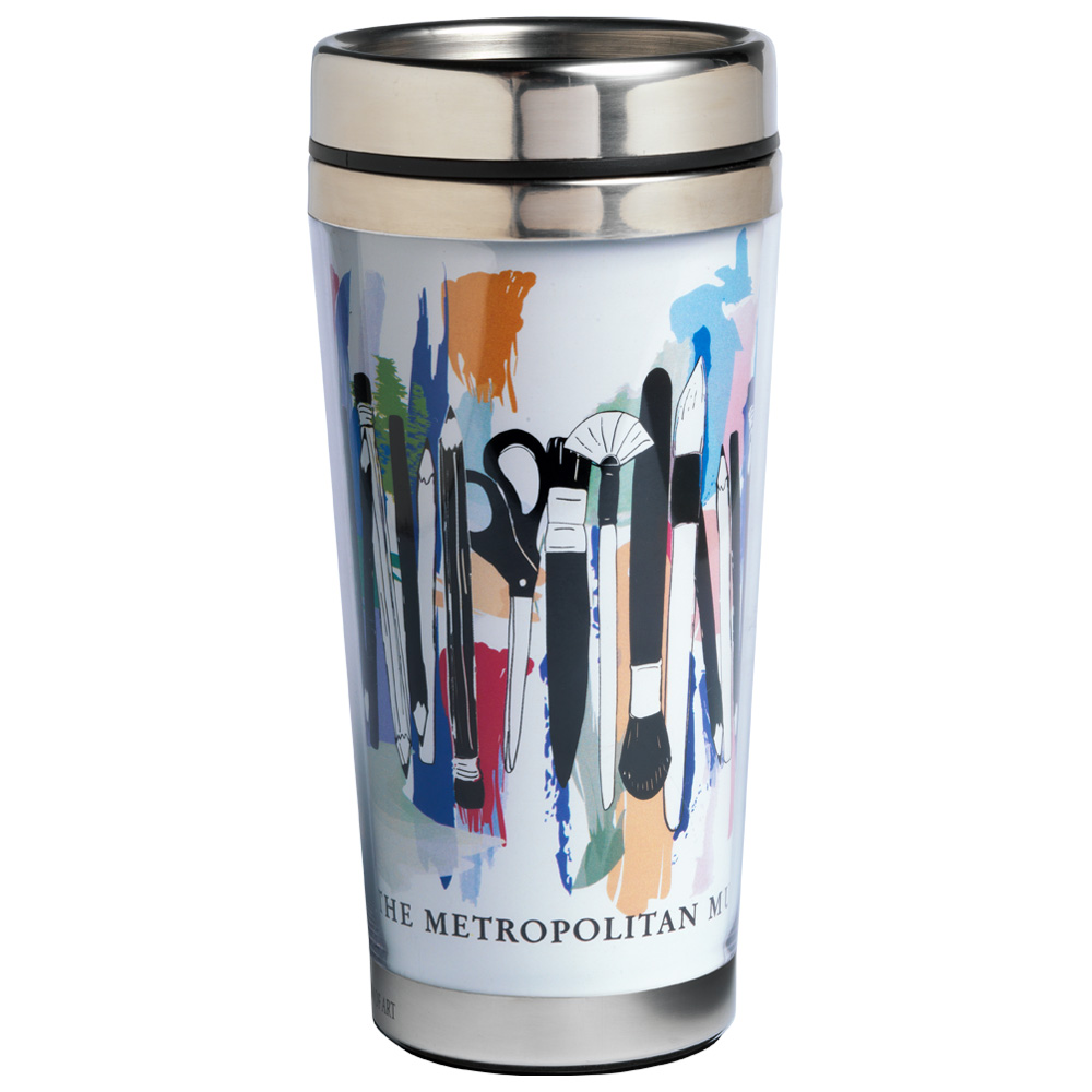 Artists Tools Travel Mug, 2014