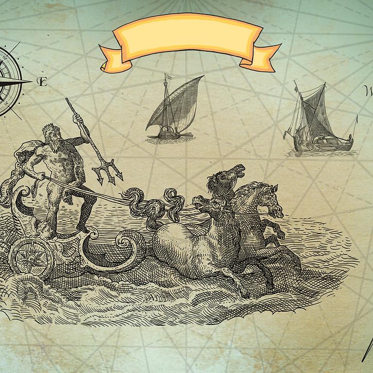 Maritime Festive Board - Jan 2022