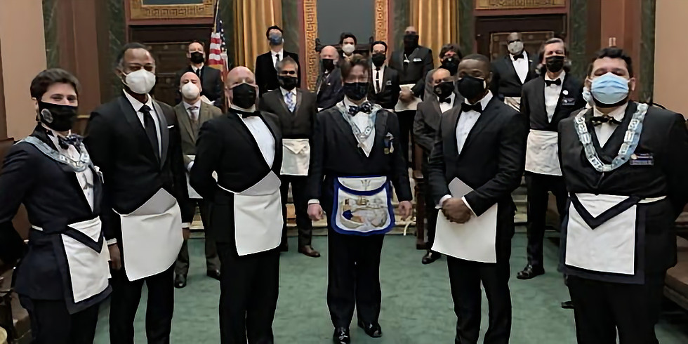 Mariners Lodge No 67 - Stated Communication June 2021