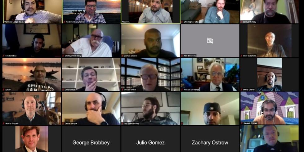 Mariners Lodge No. 67 Virtual Meeting - March 2021