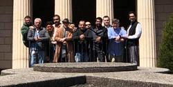 Mariners at the George Washington Lodge