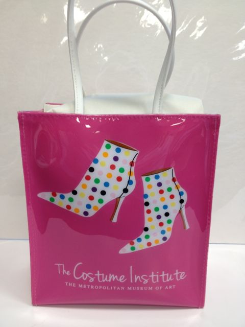 The Costume Institute Tote, 2013