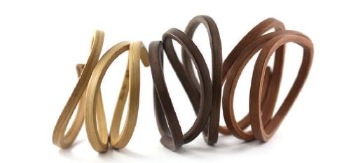 Bent-wood Bangles , 2010