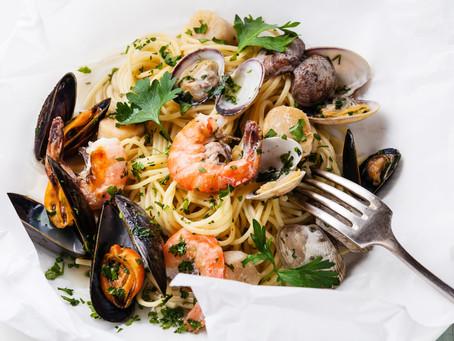 Spaghetti ai Fruiti di Mare