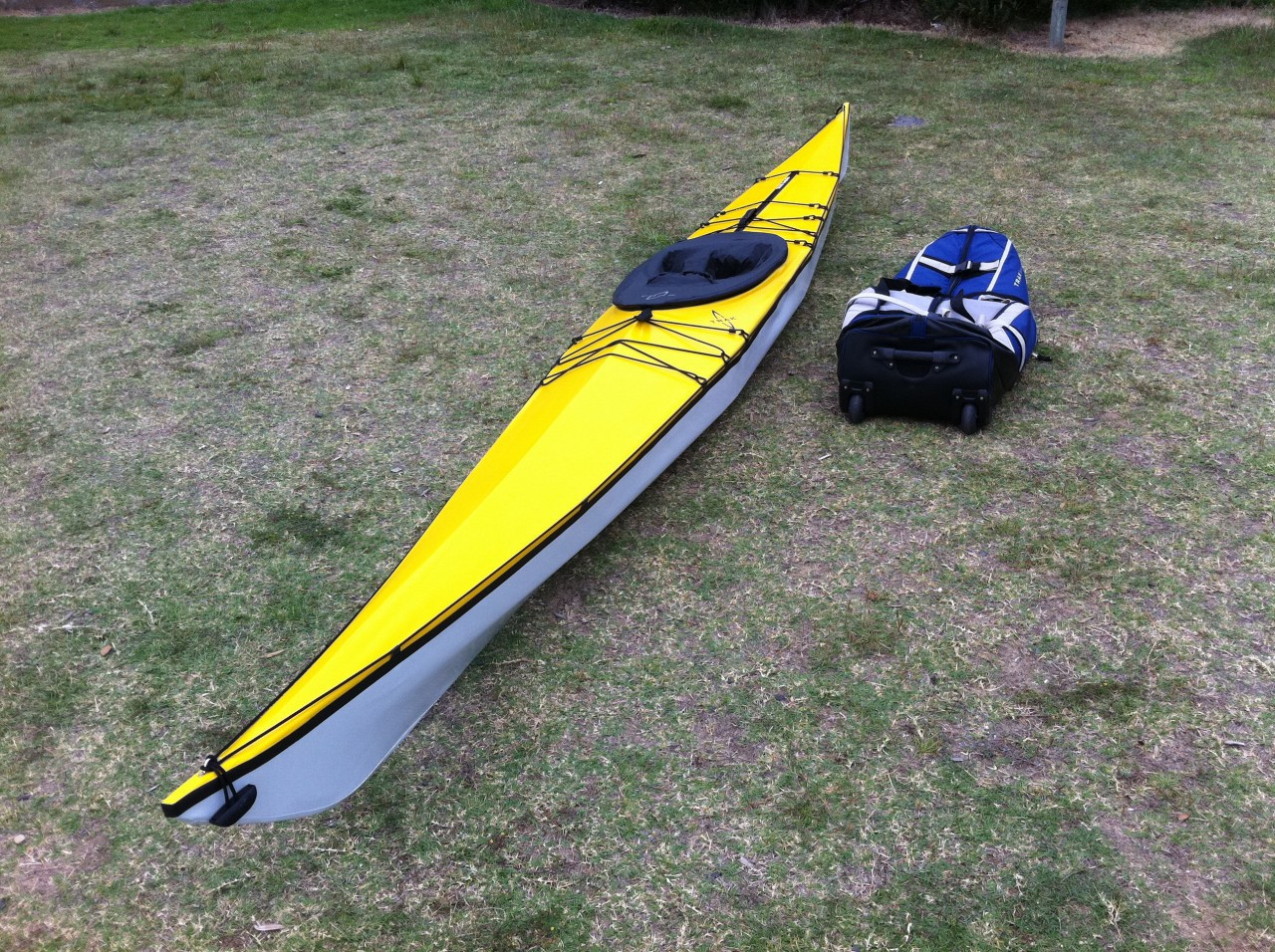 Pack-able Kayak