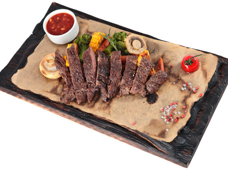 BBQ Skirt Steak