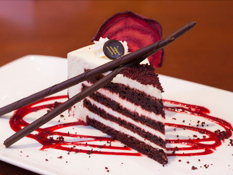 Red Velvet Cake - History