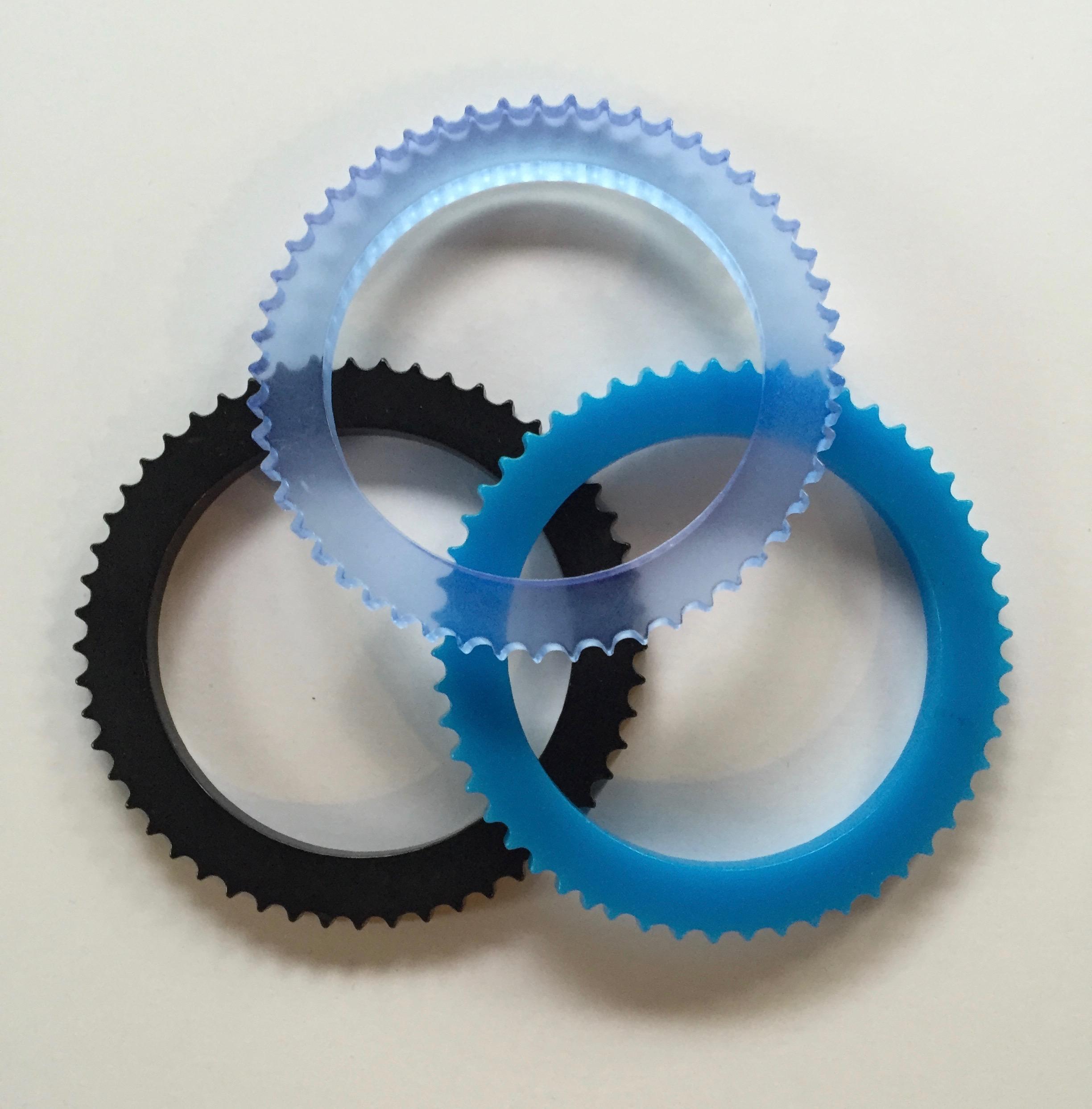 Gear Bracelets