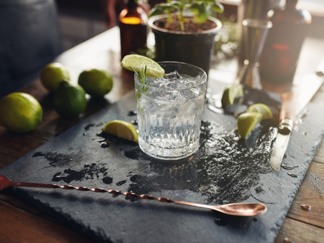 Cocktails, Gin