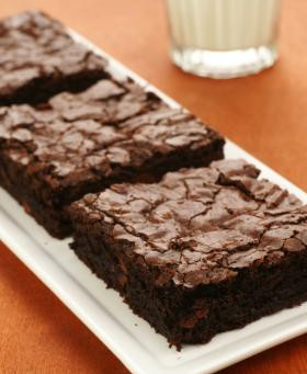 Chocolate Orange Brownies