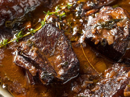 Hungarian Short ribs