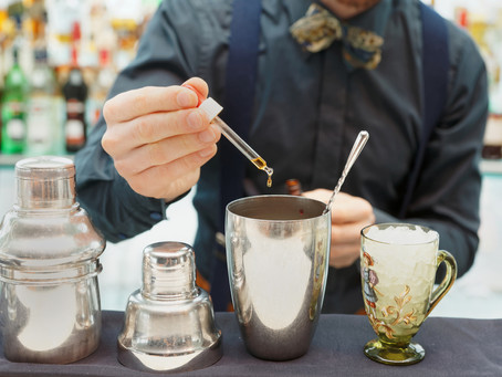 Cocktails, Measures & Glasses