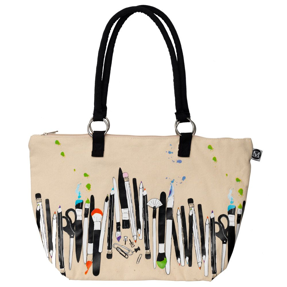 Artists Tools Tote, 2014