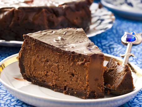 Chocolate Ginger Cheese Cake