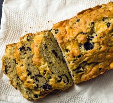 Olive Bread, quick