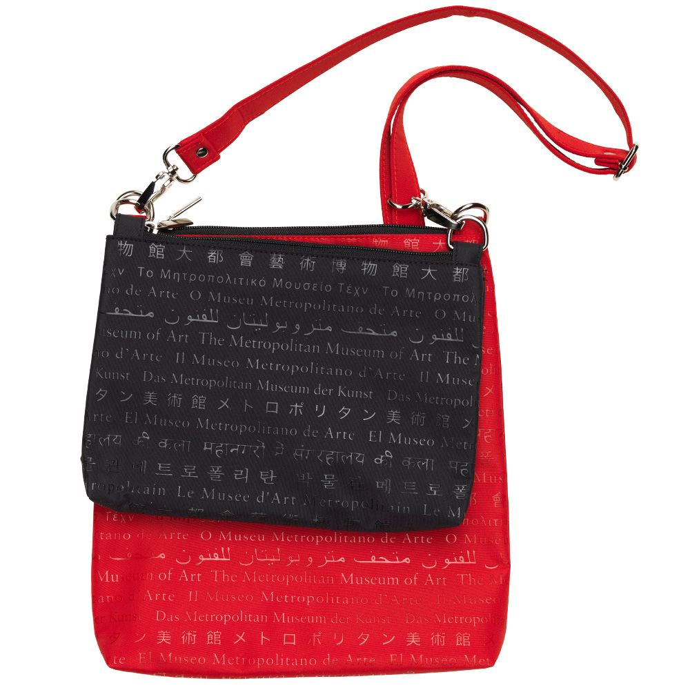 Mutli Language Cross Body, 2013