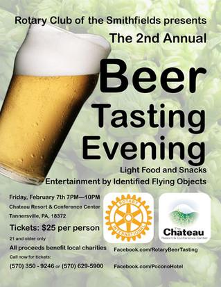 Beer Tasting - Second Annual