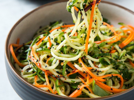 Sesame Veggie Salad