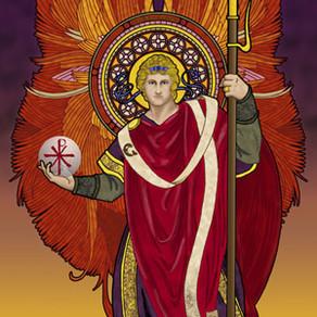 The Angel Raphael and Freemasonry