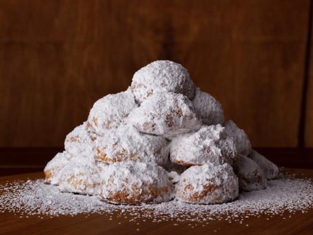 Kouradiedes Cookies