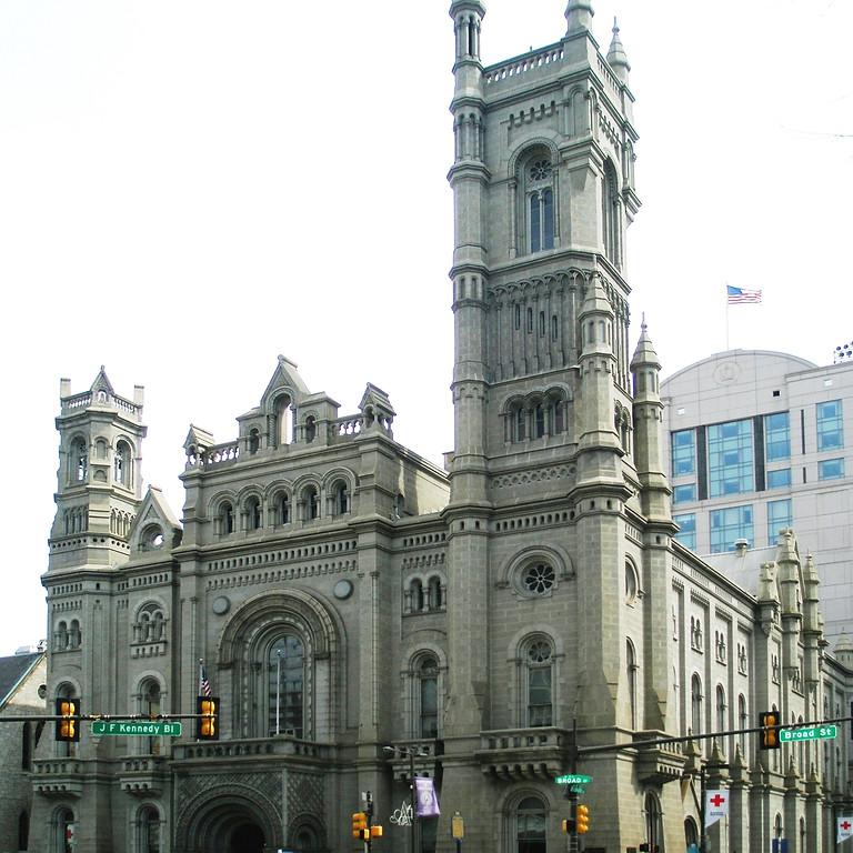 Mariners Traveling - Philadelphia, Pennsylvania