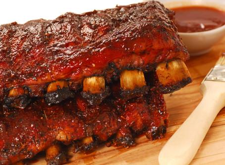 North Carolina Style BBQ Ribs - KETO