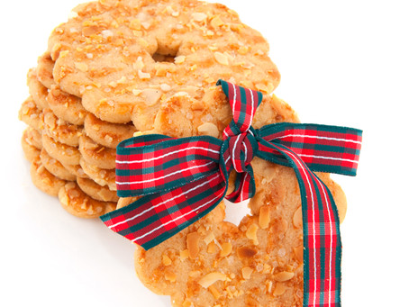 Butter Wreath Cookie