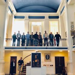 Mariners at Freemason Museum