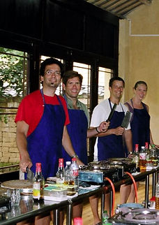 Andrew BeauChamp, Variations on Cooking