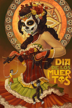 Day of the Dead, 2012 edition