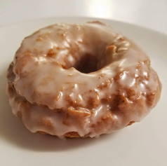Old Fashioned Pumpkin Cake Donut