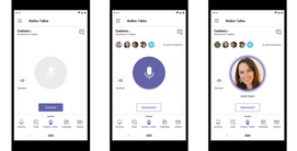 Microsoft Teams to roll out new Walkie Talkie feature for instant workplace communication