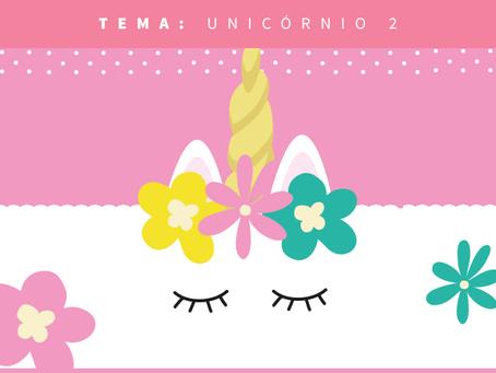 Tema Unicornio 2