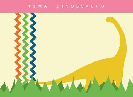 Tema Dinossauro