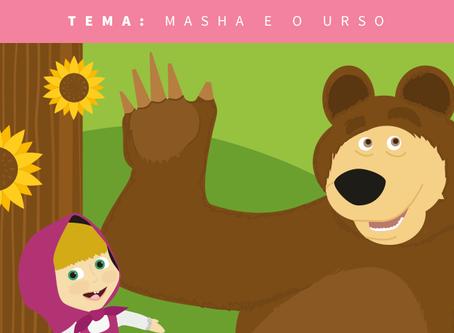Tema Masha e o Urso
