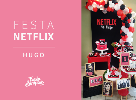 Festa Netflix