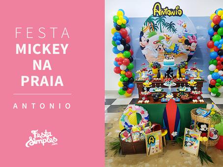 Festa Mickey da Praia