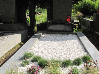Údržba hrobů
