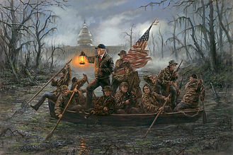 Trump crossing the swamp.jpg