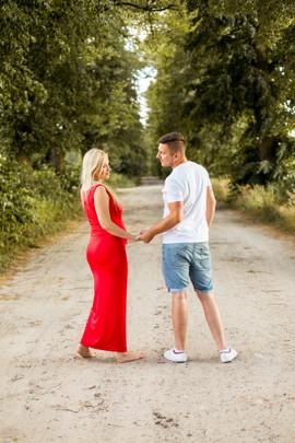 Sylwia&Kuba Sesja ciążowa