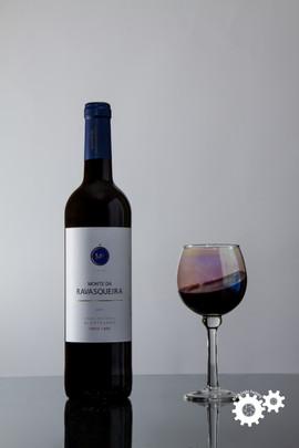 Fotografia produktowa wino